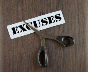 Wat is jouw favoriete excuus waardoor je bedrijf niet verder groeit?