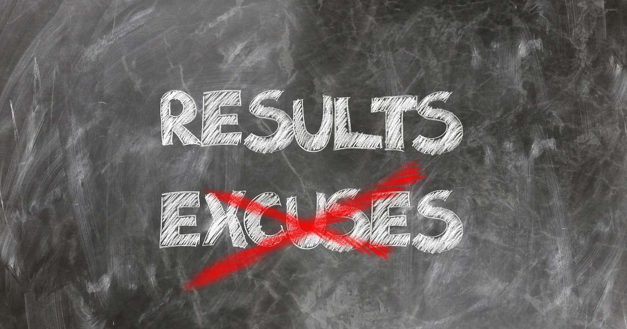 Wat is jouw favoriete excuus om de volgende stappen met je praktijk steeds weer uit te stellen?