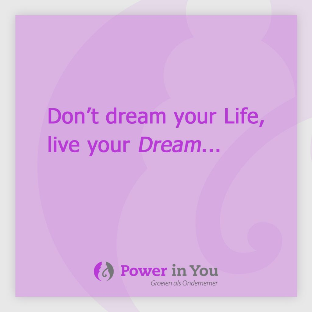 live-your-dream-wendy-koning