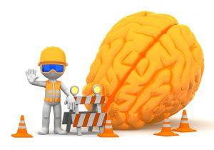 Brein denkt gevaar