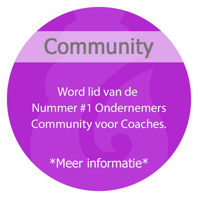 Ondernemers Community voor Coaches