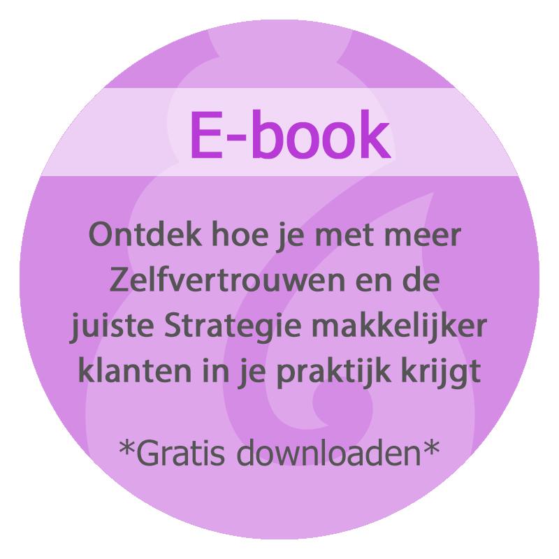 Gratis e-book Met Zelfvertrouwen je praktijk opbouwen